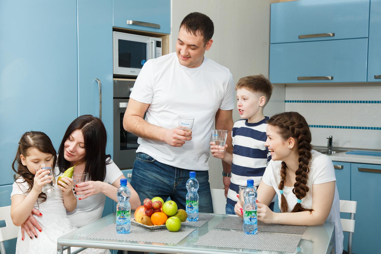 Потребление воды на человека в сутки норма