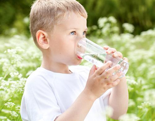 норма потребления воды для детей